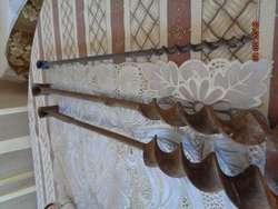 antiguo broca barrero en forma de T