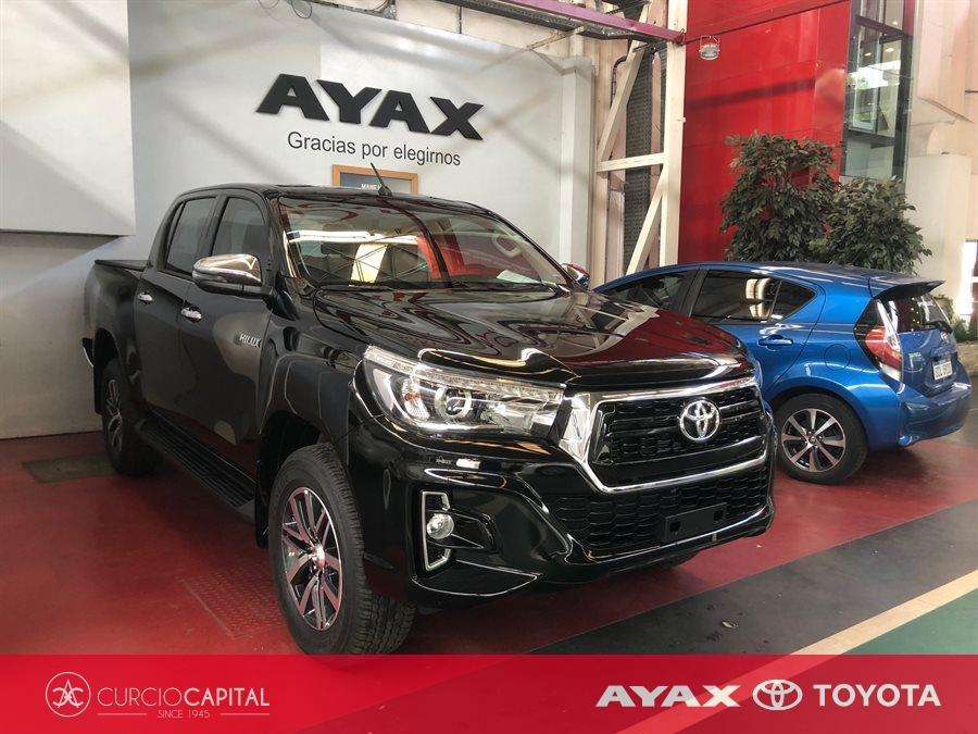 <strong>toyota</strong> Hi-Lux 2019 - 0 km