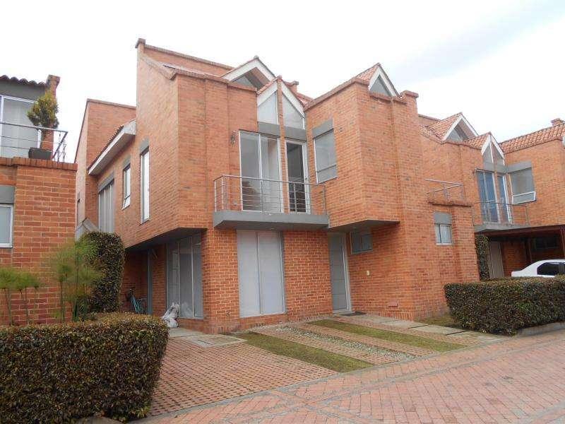 Casa Condominio En Arriendo/venta En Chia Vereda Bojaca Cod. ABIRE5994