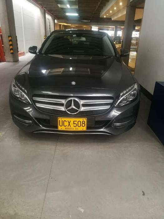 <strong>mercedes-benz</strong> Clase C 2015 - 27075 km