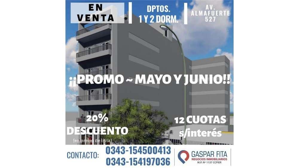 Edificio Almafuerte - Av. Almafuerte 500 - 2.680.000 - Departamento en Venta