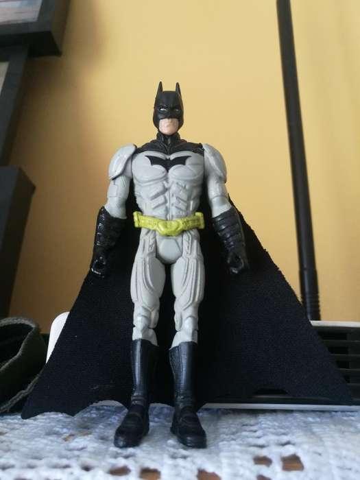 Juguete Batman Original Dc Comics Mattel
