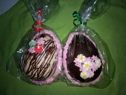 Vendo Huevos de Pascua