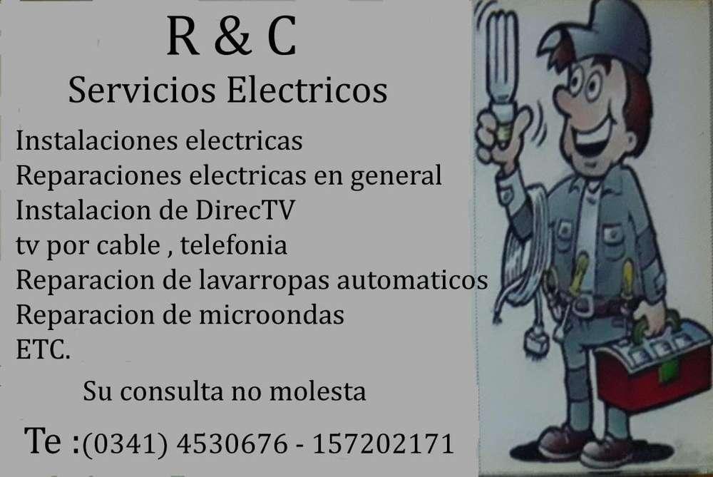 R & C Servicios electricos