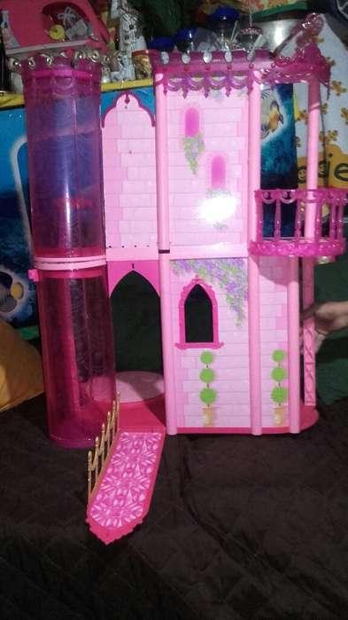 Castillo Barbie Oferta