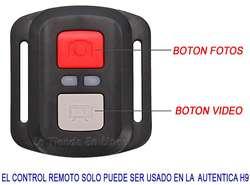 Camara Deportes Video H9 4k Uhd Wifi Accesorios Control