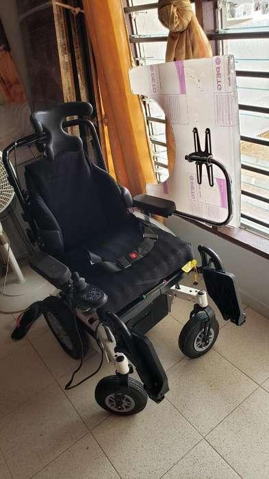 Silla de Ruedas Electrica B400 Ottobock