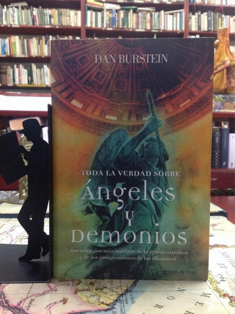 Todo sobre angeles y demonios