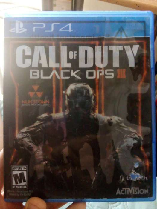 Call Of Duty Black Ops 3 para Ps4 a 38