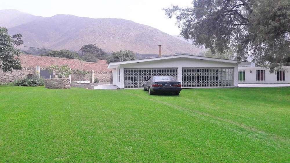 CASA DE <strong>campo</strong> EN CALIFORNIA CHOSICA 00683