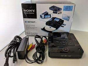 Sony grabadora de DVD DVDIRECT VRD-MC6