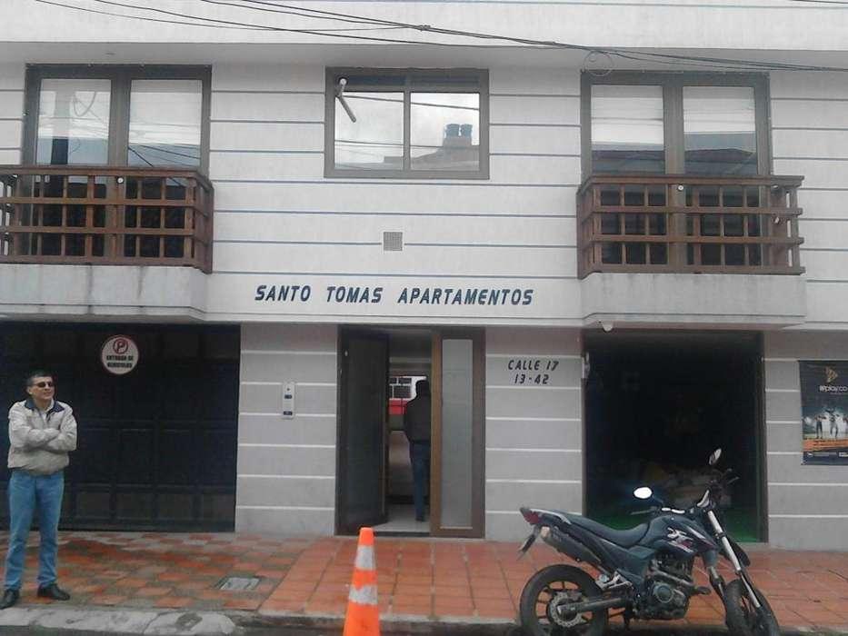 SE VENDE APAPARTA<strong>estudio</strong> CENTRO CALLE 17 # 13 - 42 EdIficio Santo Tomas