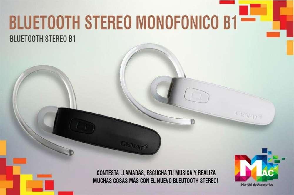 BLUETOOTH STEREO B1