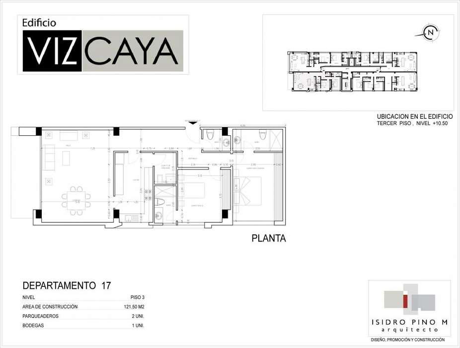 En venta departamento a estrenar 2 habitaciones sector Quito Tennis