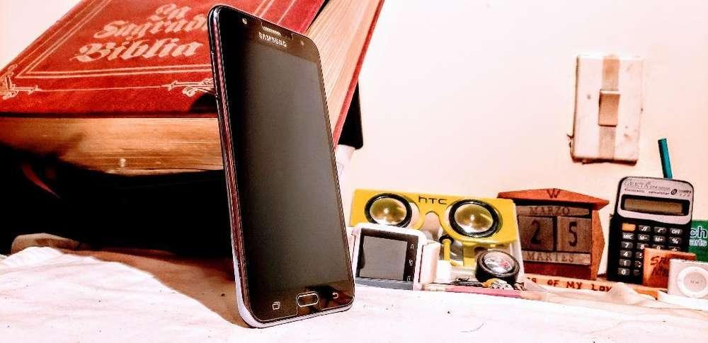 Vendo Cambió Samsung J7 Duos Entero