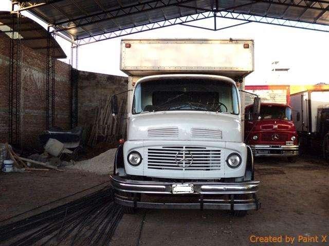 Mercedes Benz 1114 Mod 78 Turbo. Excelente Estado
