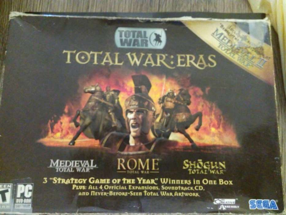 Total War: Eras Collectors Edition