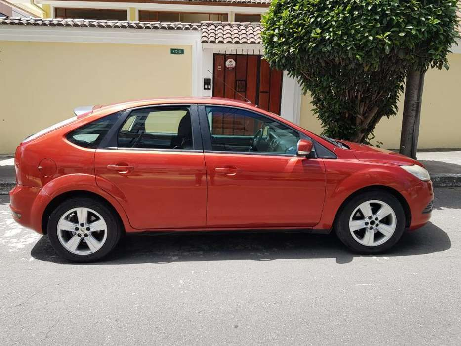 Ford Focus 2008 - 170000 km