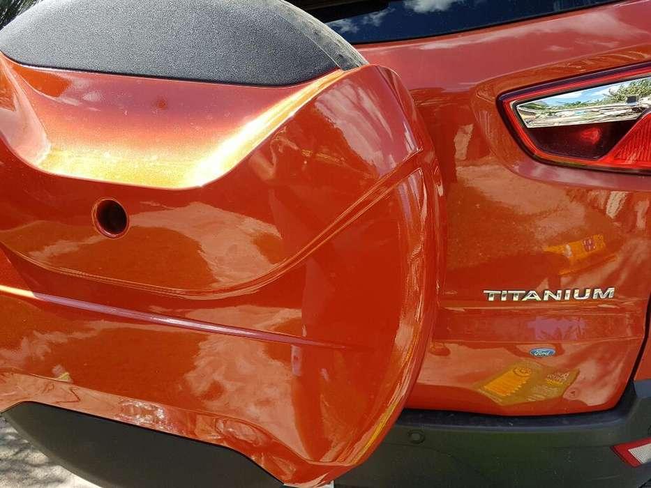 Cubre Rueda de <strong>ford</strong> Ecosport Rigido