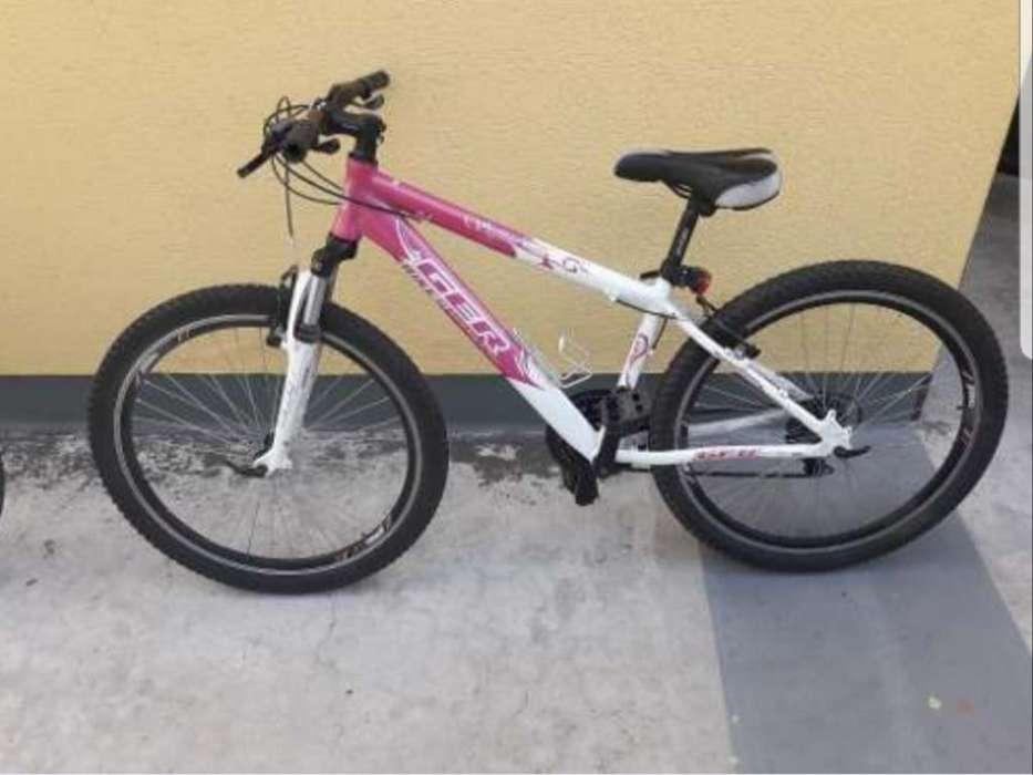 Bicicleta Cuadro Ger Mujer Transporte