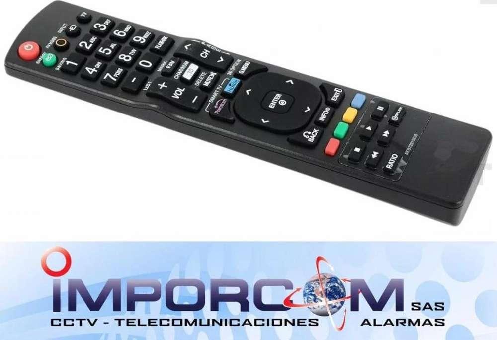 Control Remoto Sirve Todos Los <strong>televisor</strong> Lg Smart Tv Y Otros