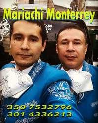 Mariachi Monterrey de Medellin