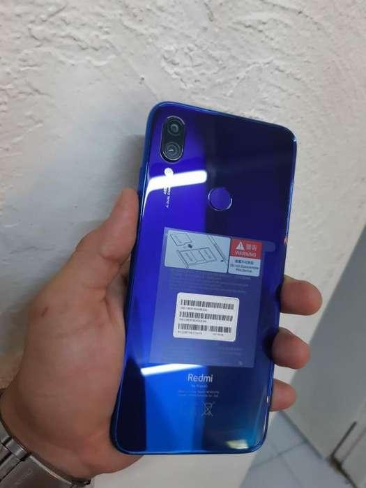 Xiaomi Redmi Note 7 64gb Como Nuevo