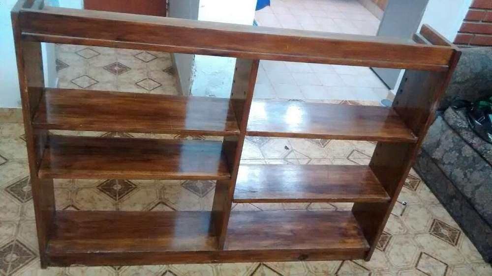 Biblioteca de Madera <strong>estantes</strong> Regulables