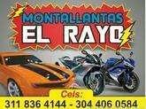 Montallantada Domicilio El Rayo