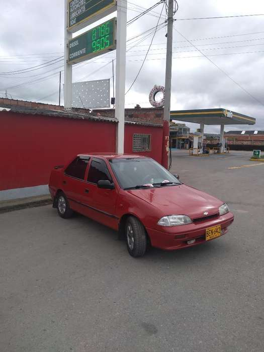 Chevrolet Swift 1994 - 9558 km