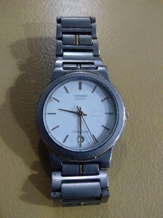 Reloj <strong>citizen</strong> Titanium Original