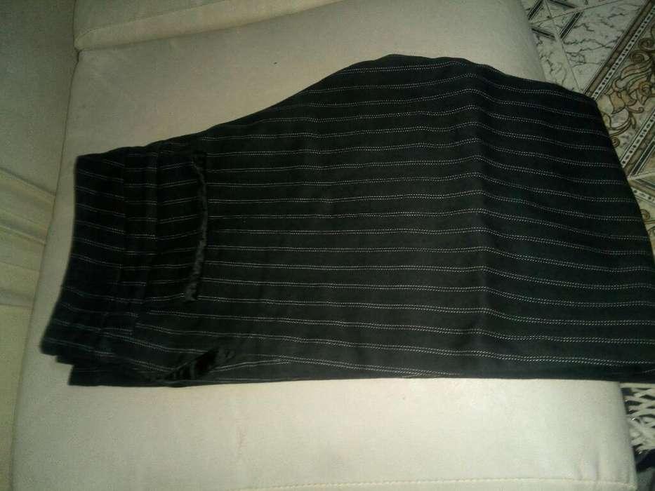 Pantalon Largo Talle L.