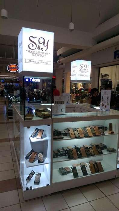 Venta de Negocio, venta isla S&Y Mundo de Madera, C.C en el Recreo