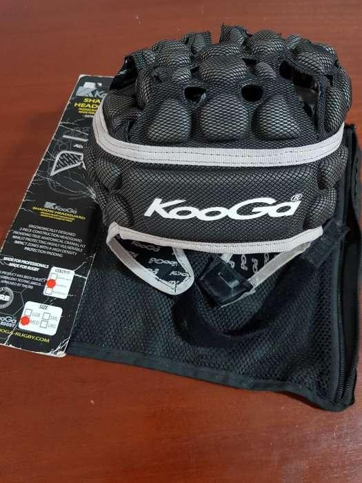 Casco Kooga Nuevo sin Uso