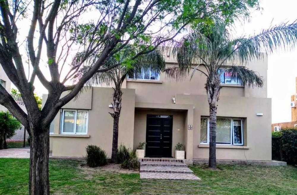 El Balcon - casa cinco 5 dormitorios - valle escondido - zona norte - barrio cerrado - lote central