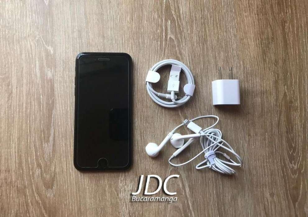 iPhone 7 Jet Black de 128gb ¡Precio de locura!