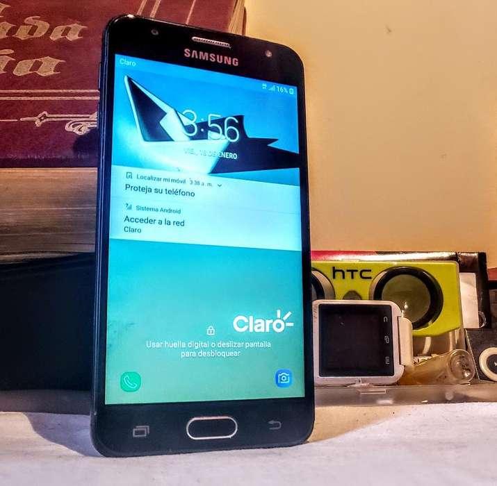 Vendo Cambio Samsung J5prime 16gb Huella