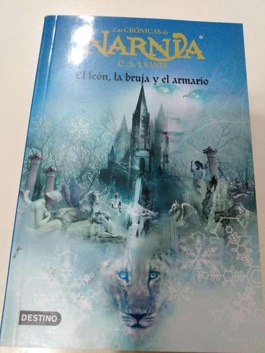 Libro Narnia El Leon La Bruja Y El Roper