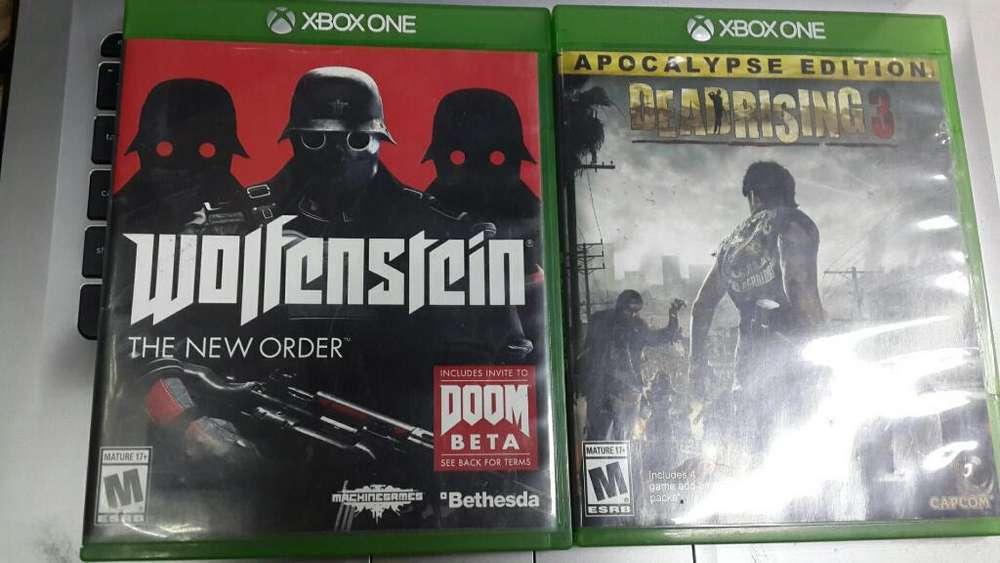Deadrising New Order Xbox One Juegos