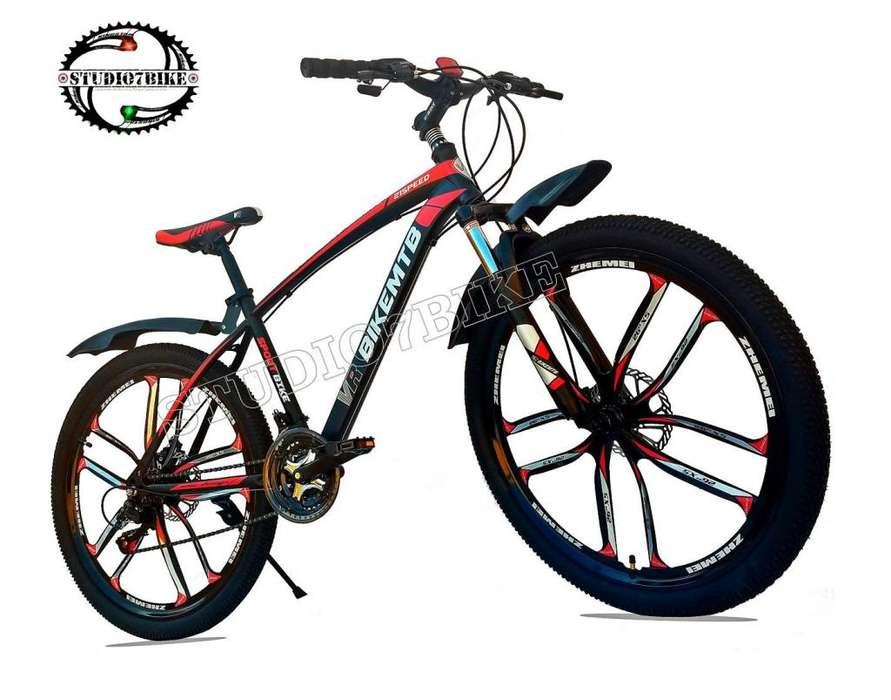 Bicicleta Mtb Deportiva Aero Pro X5