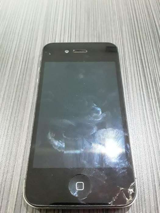 Celular iPhone 4s 8gb Libre Leer