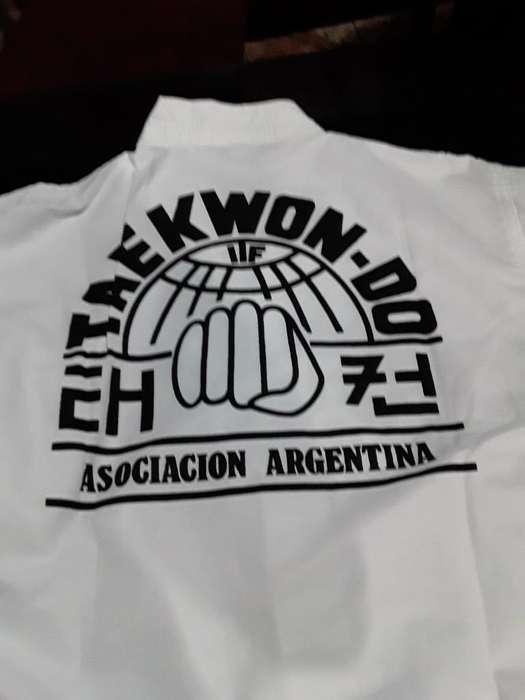 <strong>traje</strong> de Taekwondo T 4 Nuevo sin Uso