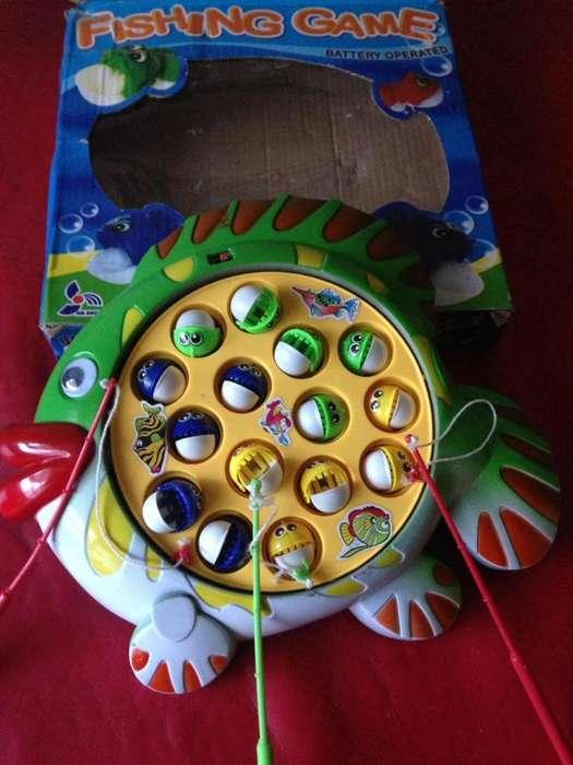 Juego de Pesca (fishing Game)