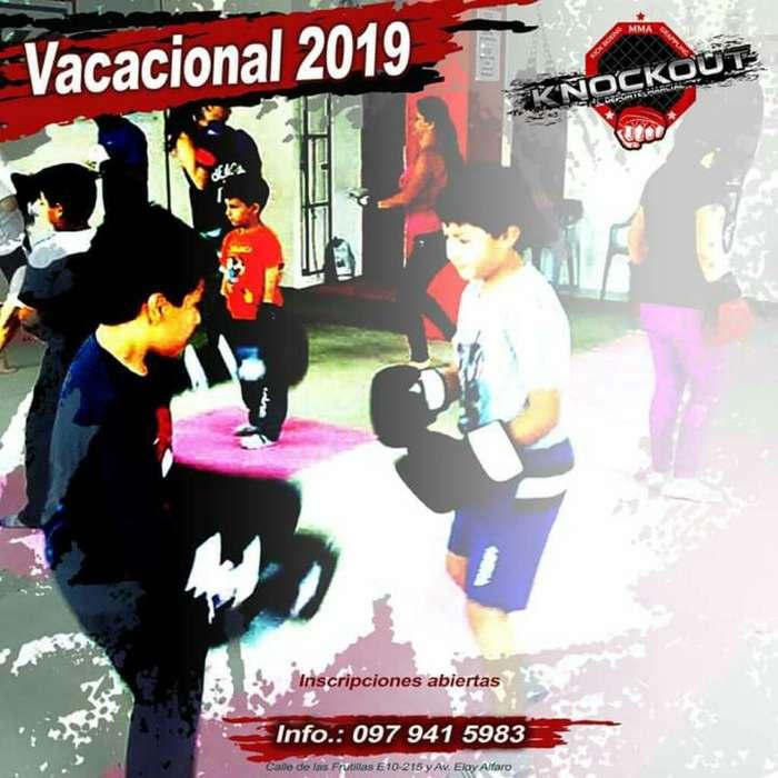 Vacacional 2019
