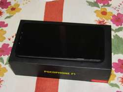 Pocophone F1 128gb, 6gb de Ram