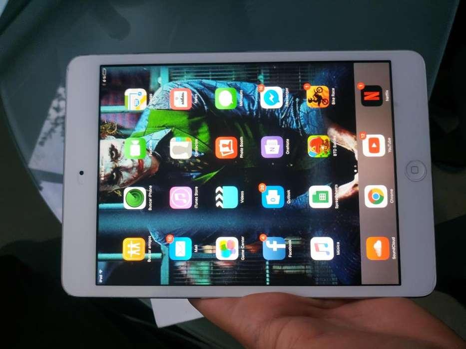 Ipad Mini A1432 Blanca 16gb wifi