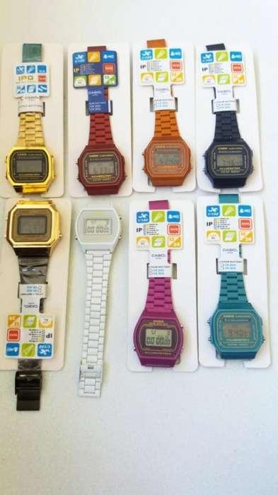 en Venta Relojes Casio de Colores