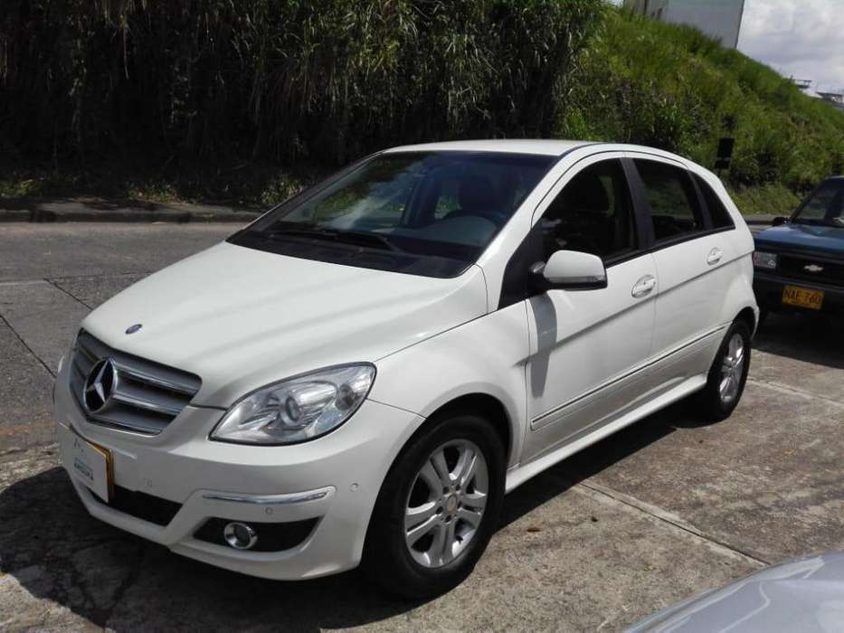 <strong>mercedes-benz</strong> Clase B 2011 - 100000 km