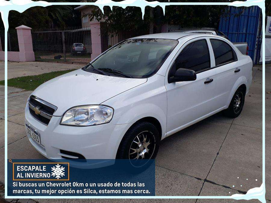 <strong>chevrolet</strong> Aveo 2011 - 139266 km