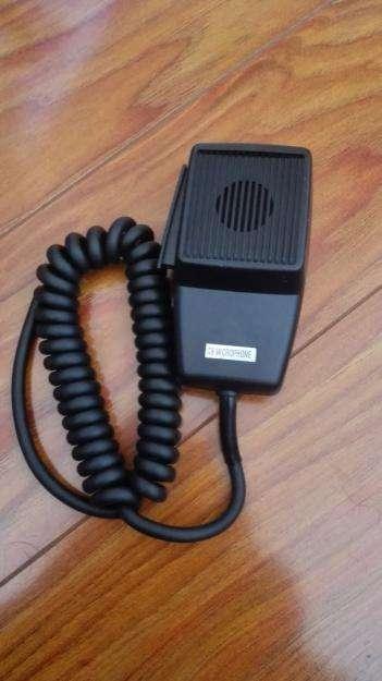MICROFONO DMC507 PARA PERIFONEO Y RADIO <strong>telefono</strong>
